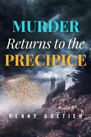MurderReturnsToThePrecipice-Cover Hi-Res CMYK